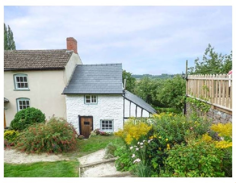 River View Cottage a british holiday cottage for 3 in ,