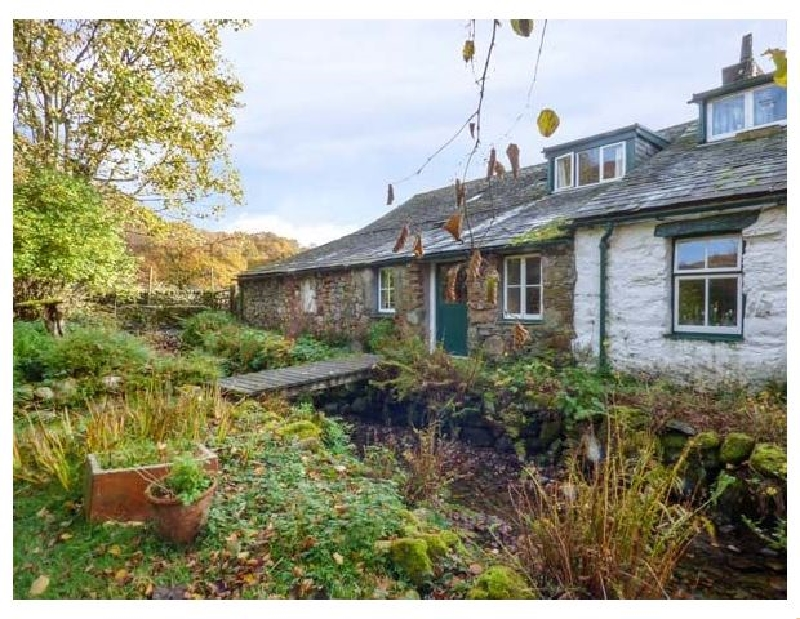 Click here for more about High Wallowbarrow Farm Cottage