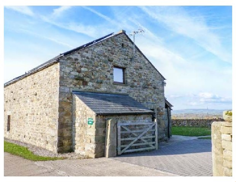 Click here for more about Ingleborough Barn