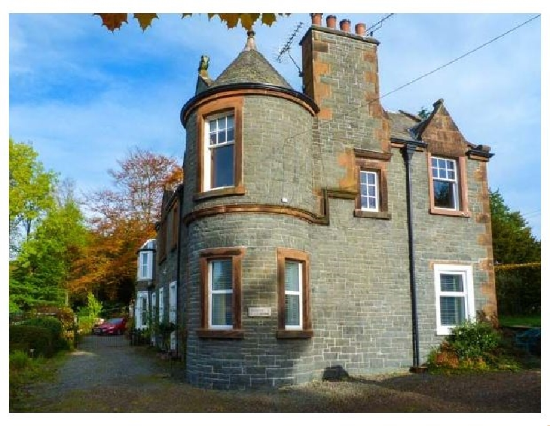 Meadow House Apartment a british holiday cottage for 4 in ,