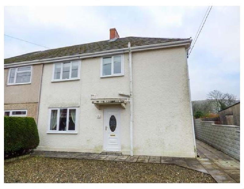 31 Heol Y Coedcae a british holiday cottage for 5 in ,