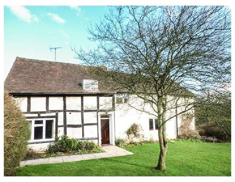 Little Cowarne Court a british holiday cottage for 17 in ,
