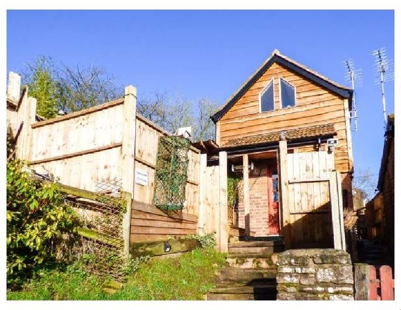 Orchard Cottage a british holiday cottage for 2 in ,