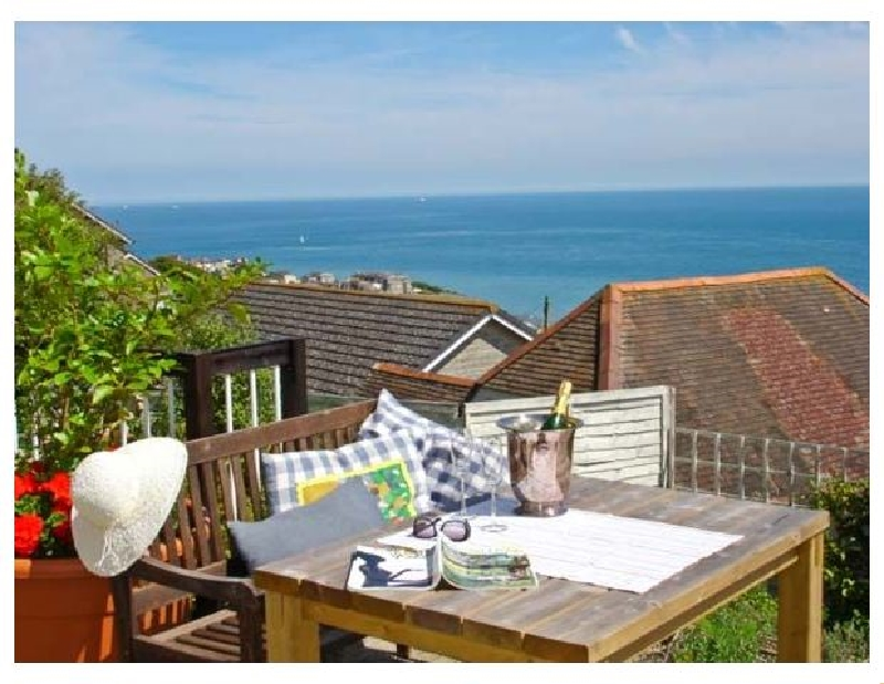The Deck Studio a british holiday cottage for 2 in ,