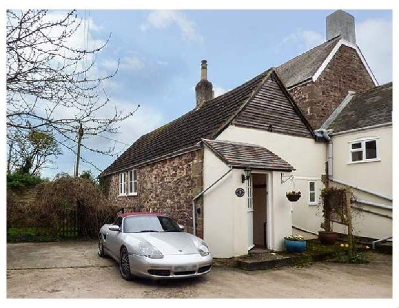 Granary Cottage a british holiday cottage for 3 in ,