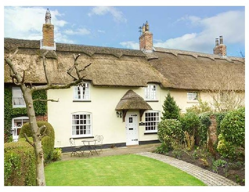2 Church Row a british holiday cottage for 4 in ,