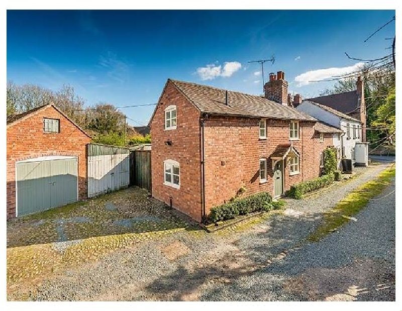 Borrowers Cottage a british holiday cottage for 3 in ,