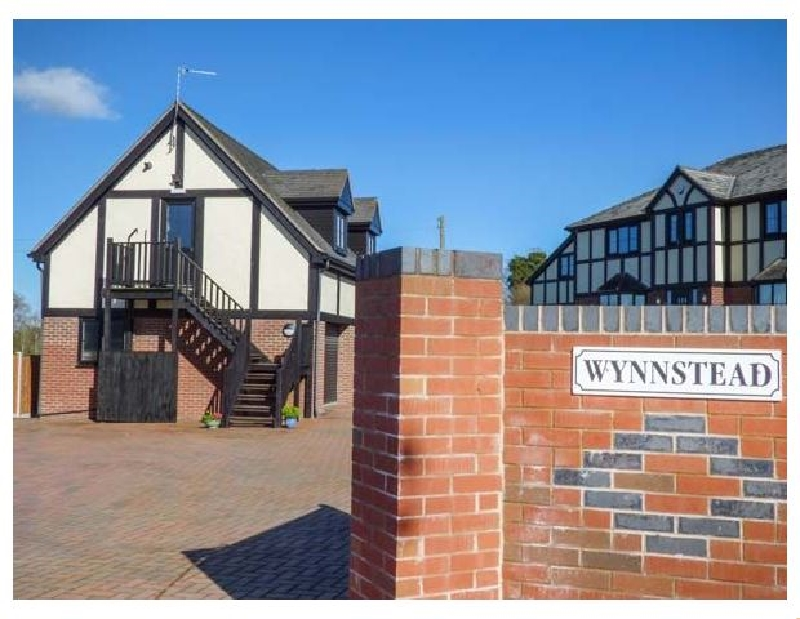 The Wynnstead Annexe a british holiday cottage for 2 in ,