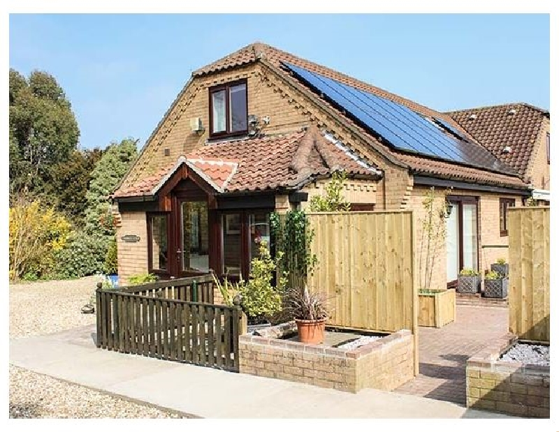 Charnwood a british holiday cottage for 2 in ,
