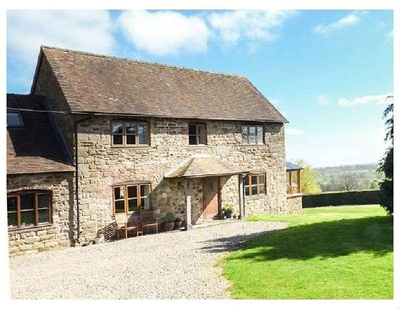 The Old Granary a british holiday cottage for 6 in ,