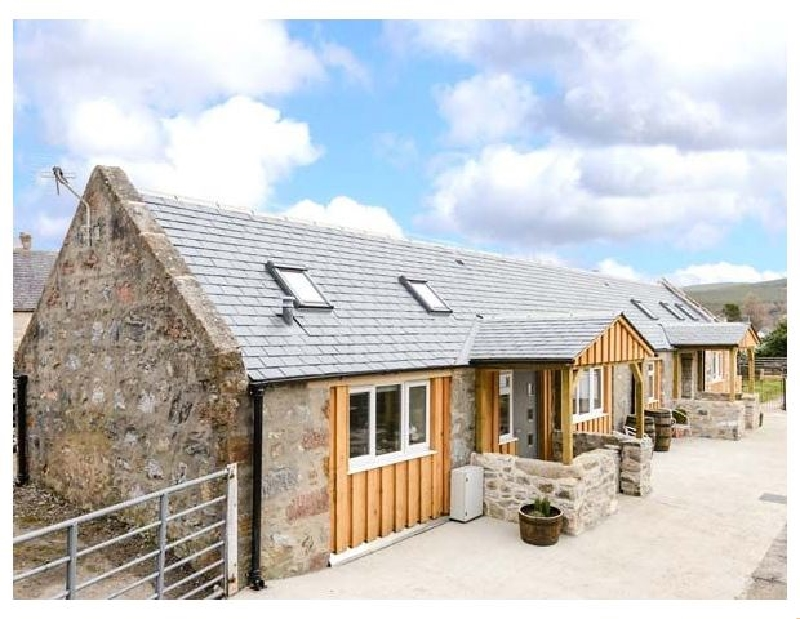 1 Wee-Kalf a british holiday cottage for 4 in ,