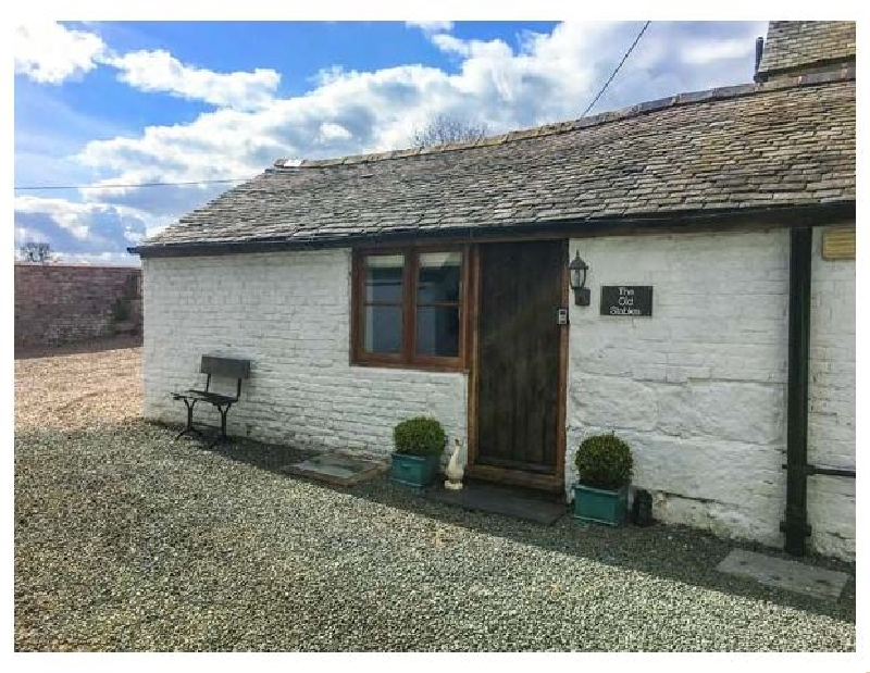 The Old Stables a british holiday cottage for 2 in ,