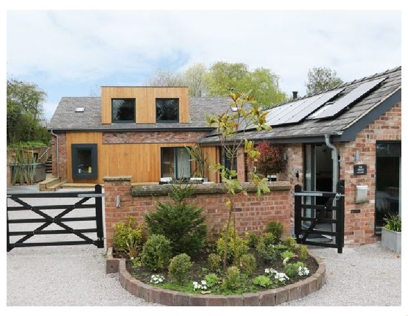 The Green House a british holiday cottage for 6 in ,