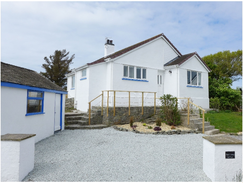 Pen Y Graig a british holiday cottage for 6 in ,