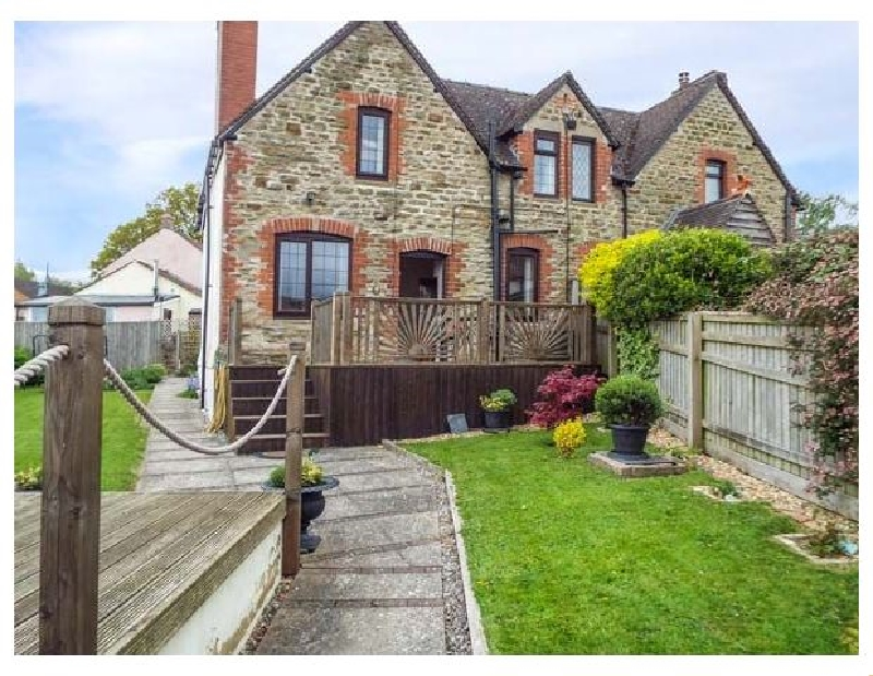 Tump View a british holiday cottage for 4 in ,