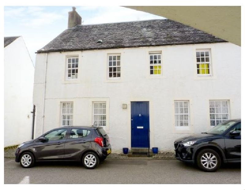 8 Cathedral Street a british holiday cottage for 4 in ,