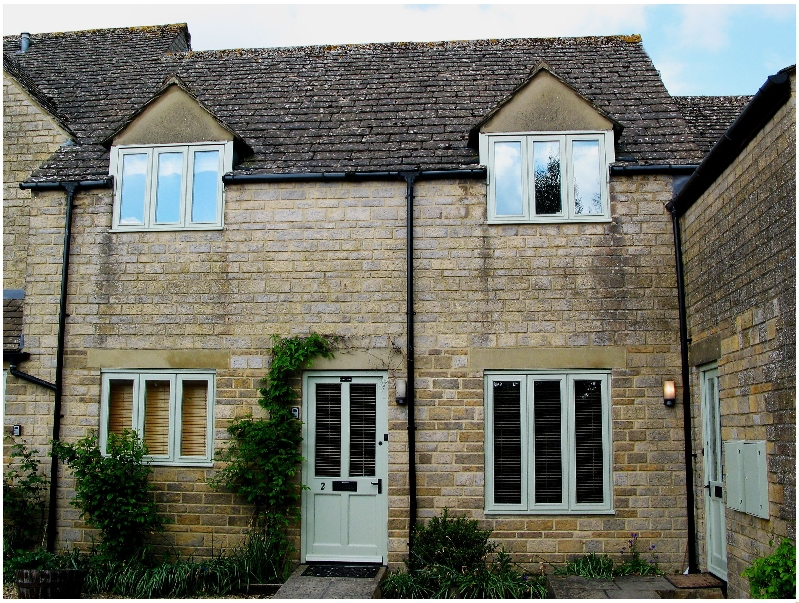 Tillows Cottage a british holiday cottage for 4 in ,