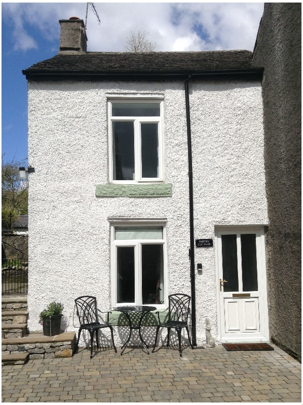 Smithy Cottage a british holiday cottage for 2 in ,