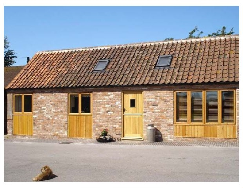 Ginny's Barn a british holiday cottage for 2 in ,