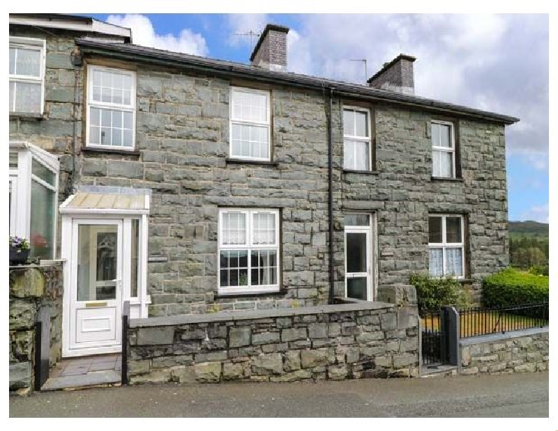Maes Tegfryn a british holiday cottage for 5 in ,