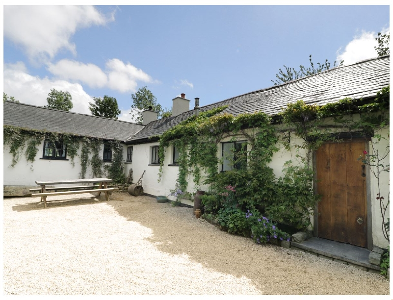 Rhyd Lechog a british holiday cottage for 10 in ,