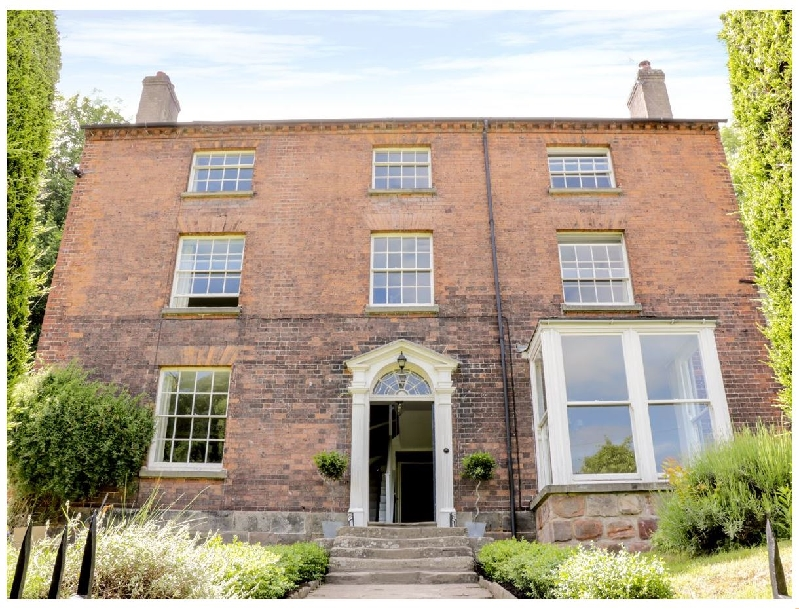 Viaduct House a british holiday cottage for 16 in ,