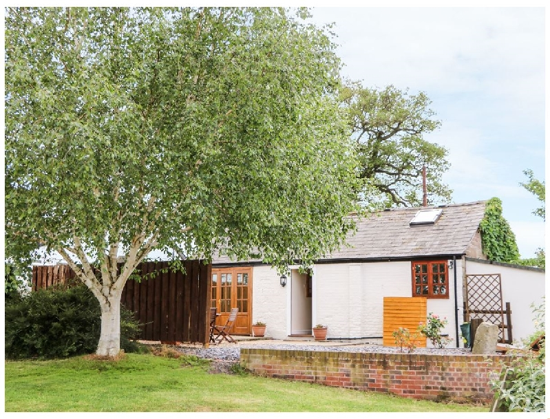 Cheshire Cheese Cottage a british holiday cottage for 2 in ,