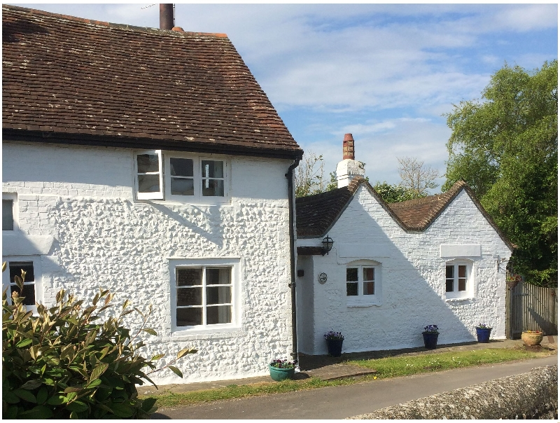 Blythe Cottage a british holiday cottage for 6 in ,