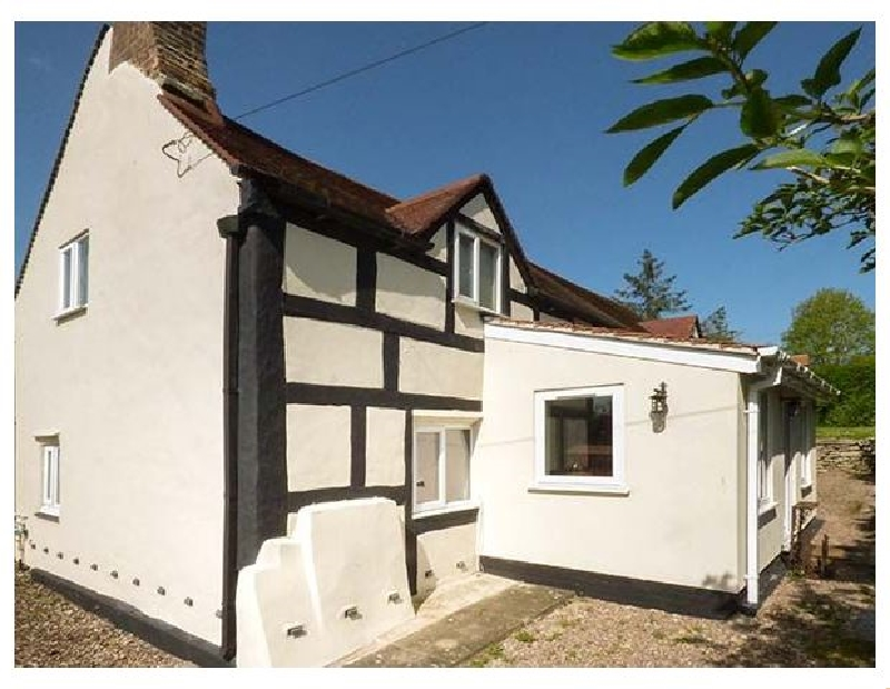 Lea Cottage a british holiday cottage for 6 in ,