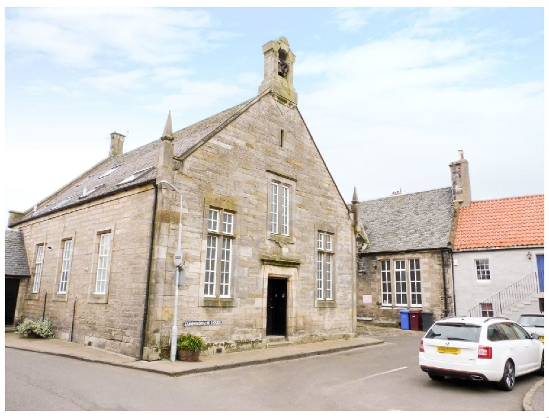 2 Cunninghame House a british holiday cottage for 4 in ,