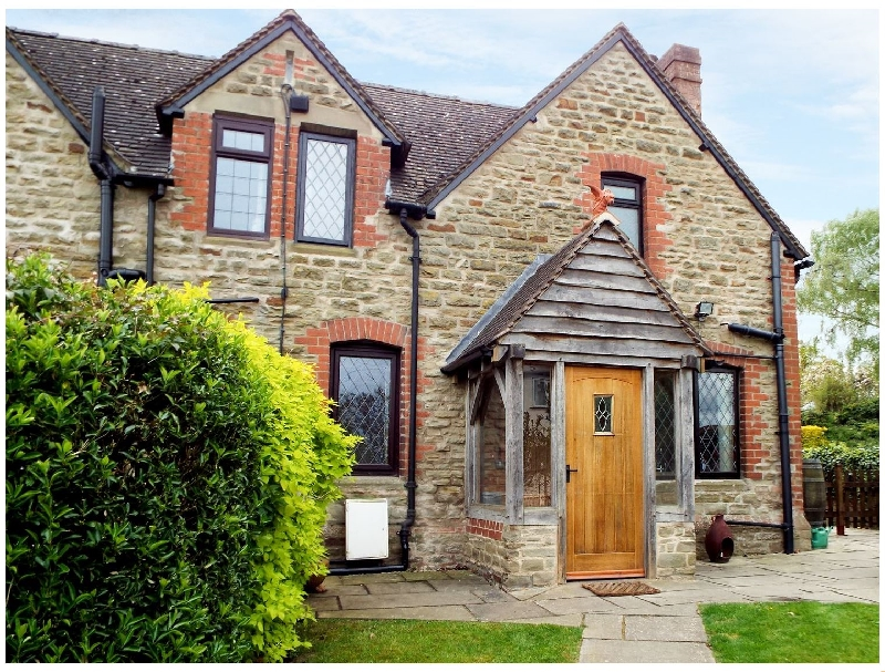Alms Cottage a british holiday cottage for 4 in ,