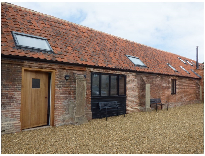 The Long Barn a british holiday cottage for 6 in ,