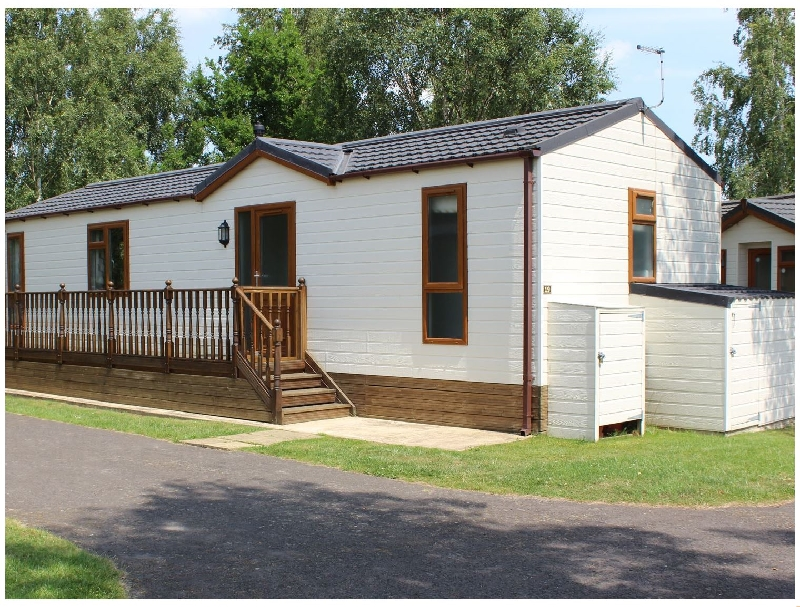 19 Wentworth Drive a british holiday cottage for 4 in ,