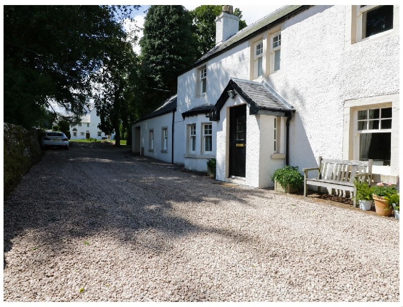 Bannatyne Lodge a british holiday cottage for 4 in ,