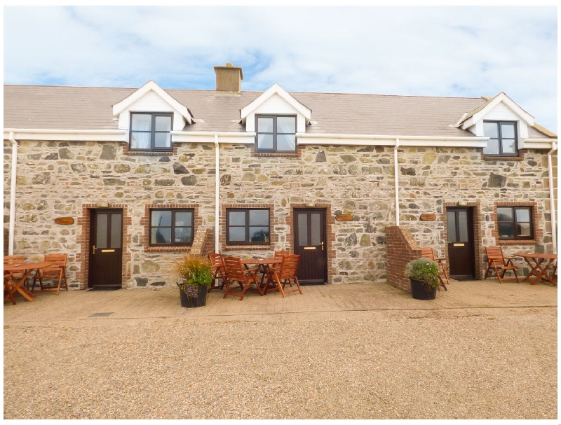 Coningbeg Cottage a british holiday cottage for 3 in ,