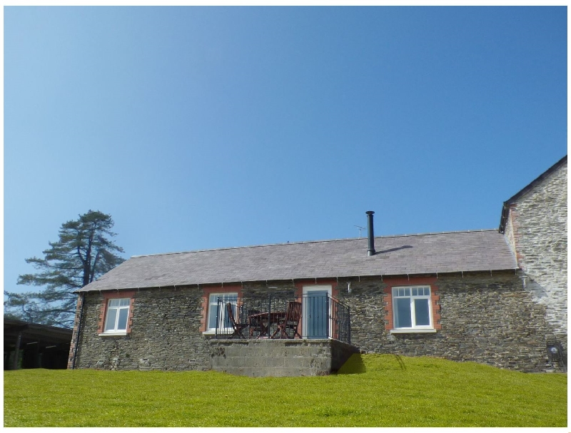Llaethdy - The Dairy a british holiday cottage for 4 in ,