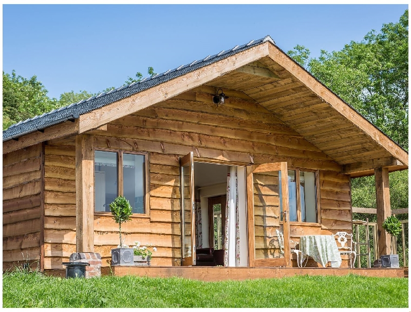 Stoney-Brook Lodge a british holiday cottage for 4 in ,