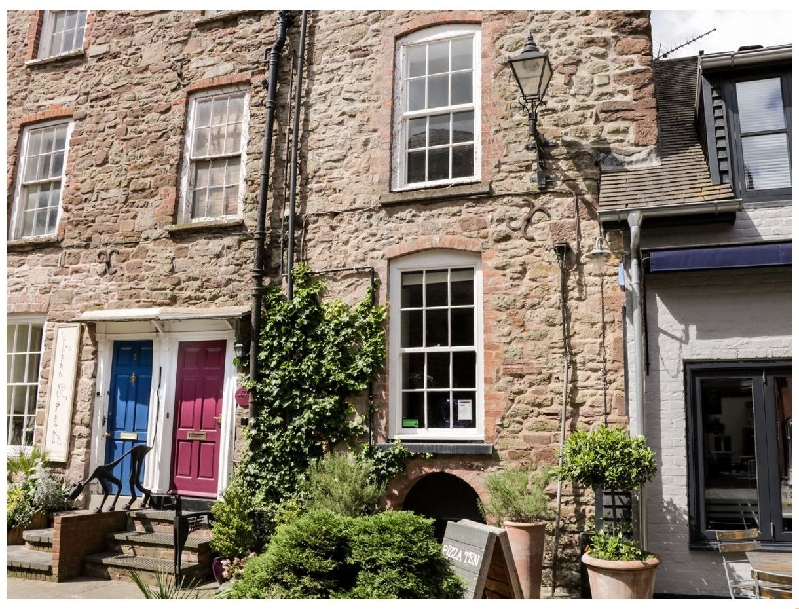 Ivy House a british holiday cottage for 4 in ,