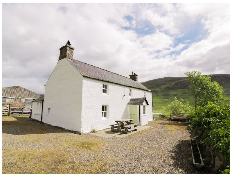 Presnerb Farmhouse a british holiday cottage for 6 in ,
