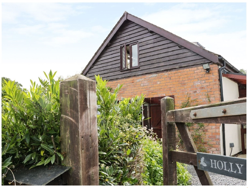 Holly Cottage a british holiday cottage for 6 in ,