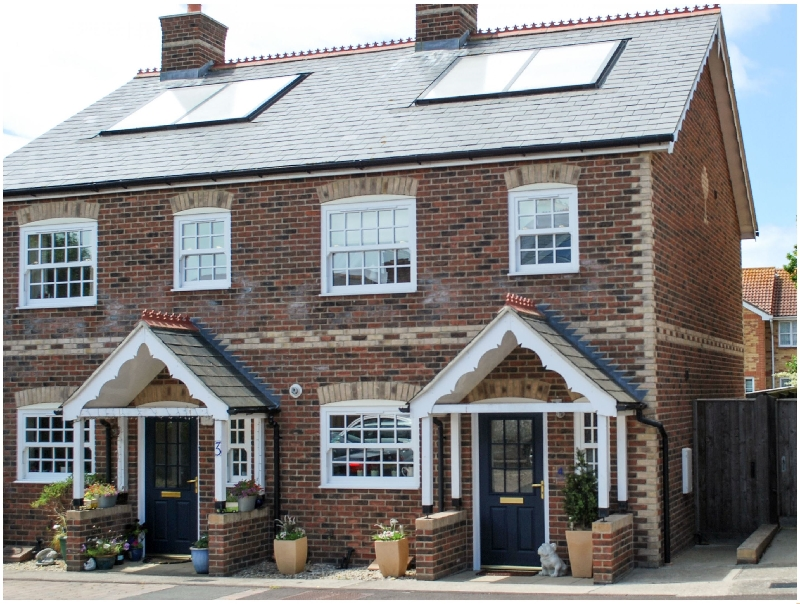 4 The Old Smithy a british holiday cottage for 5 in ,