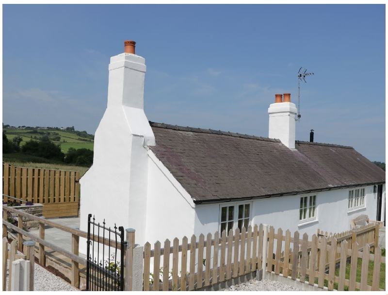 Quarry Cottage a british holiday cottage for 2 in ,