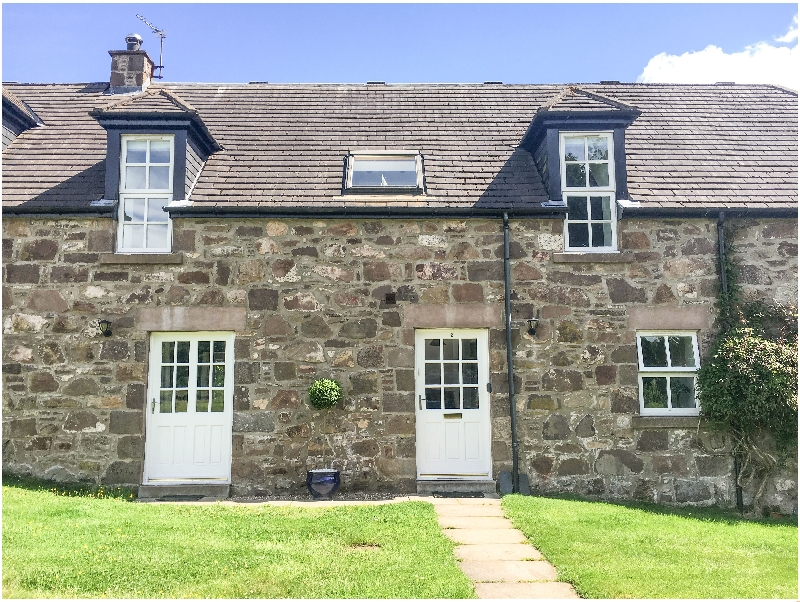 Dunnottar Woods House a british holiday cottage for 5 in ,