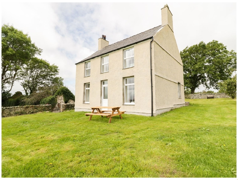 Ty Mawr a british holiday cottage for 6 in ,