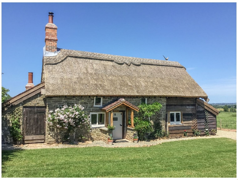 The Old Cottage a british holiday cottage for 2 in ,