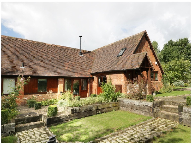 Garden House a british holiday cottage for 4 in ,