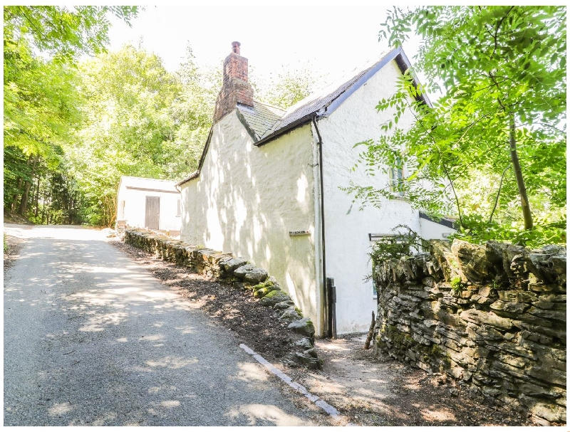 Tan Y Bedw Ucha a british holiday cottage for 4 in ,