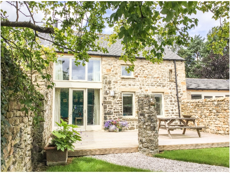 Old Crow Trees Barn a british holiday cottage for 2 in ,