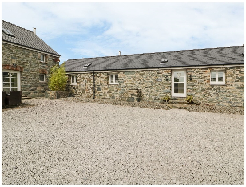 The Stables a british holiday cottage for 4 in ,
