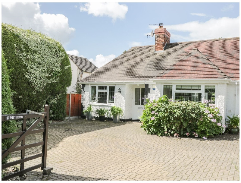 Whitehayes a british holiday cottage for 2 in ,